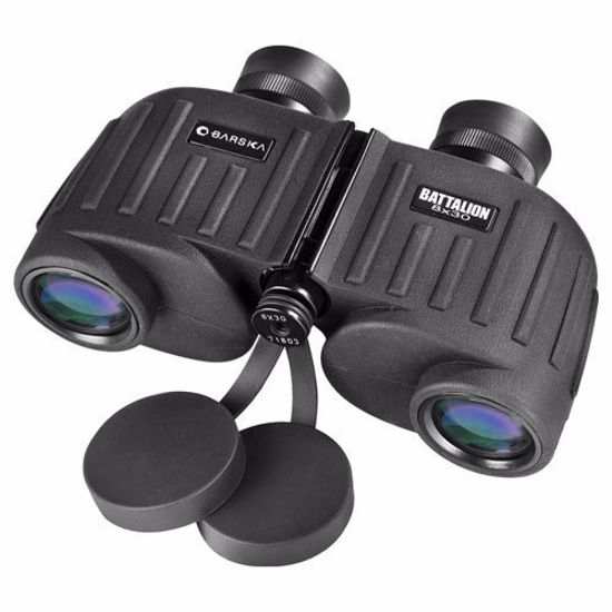 Picture of 8x30mm WP Battalion Range Finding Reticle Binoculars by Barska