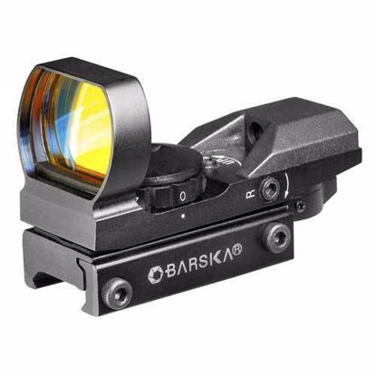 Picture of 1x Multi-Reticle IR Electro Sight Scope by Barska