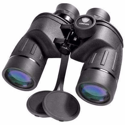 Picture of 7x50mm WP Battalion Range Finding Reticle Compass Binoculars by Barska