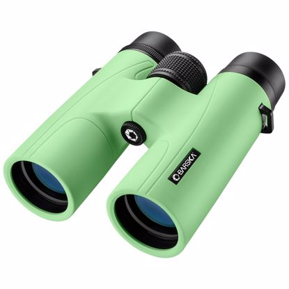 Picture of 10x 42mm Crush Binoculars Pistachio Green