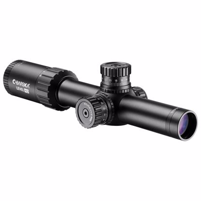 Picture of 1-6x 24mm LEVEL HD FFP Rifle Scope