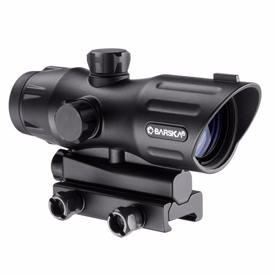 1x30mm Red/Green Tactical Electrosight by Barska