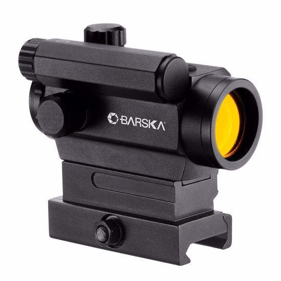 1x20 HQ Red Dot Sight - Riflescope by Barska