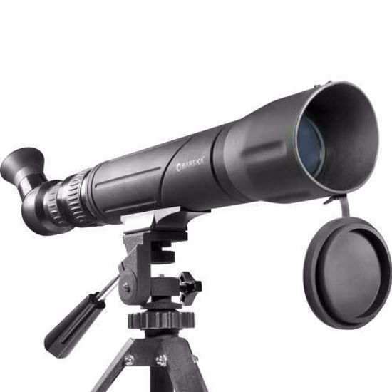 20-60x60mm Spotter SV Angled Rotating Eyepiece Spotting Scope By Barska