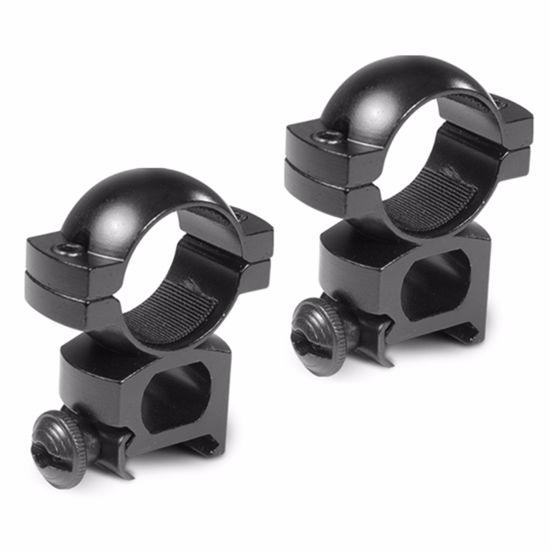 "1"" High w/Peep Sight Weaver Style Rings"