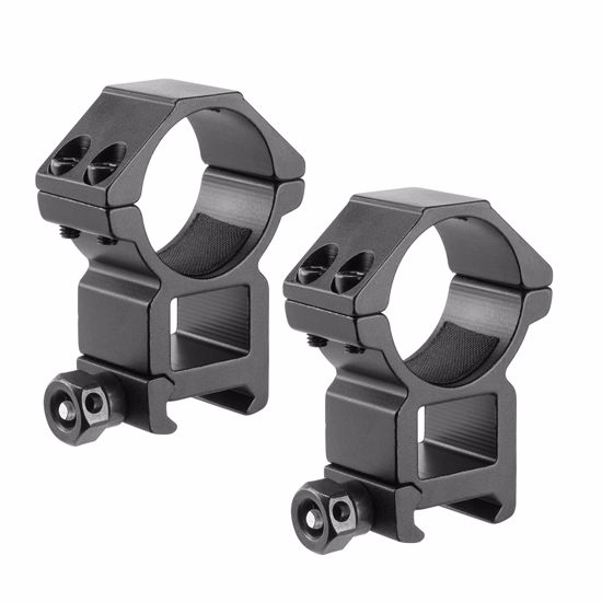 High 30mm Weaver Style HQ Rings by Barska
