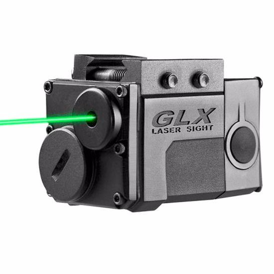 Green Micro GLX Laser Sight by Barska