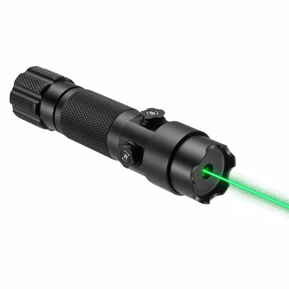 Picture of GLX Low Temperature Green Laser Rifle Sight (4th Gen.) By Barska