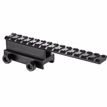 Picture of AR Flat Top Extended Riser Mount by Barska