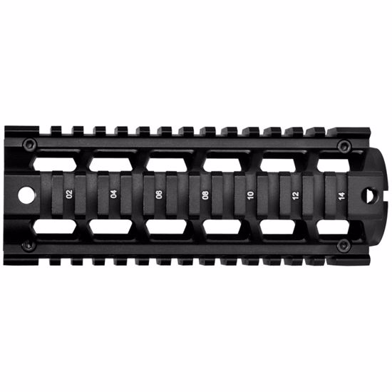 "Picture of AR Quad Rail 6.75"" length by Barska"
