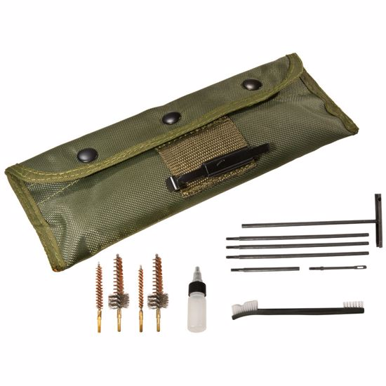 Picture of Rifle Cleaning Kit w/ Pouch by Barska