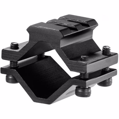 Picture of Single Rifle Barrel Mount - Single Rail - 2 Sections