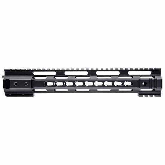 AR KeyMod 12 inch Handguard with Rails by Barska