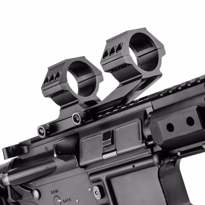 Picture of 35mm Dual Cantilever Rifle Scope Mount