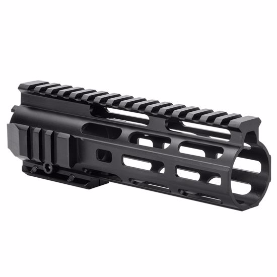 """Picture of 6.75"""" M-LOK AR Hand Guard by Barska"""
