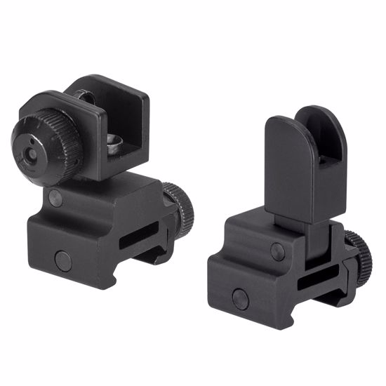Flip-Up Tactical Sight Set by Barska