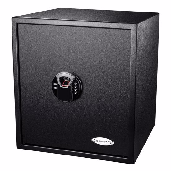 HQ400 Large Biometric Digital Keypad Safe