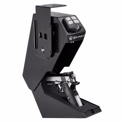 Picture of Quick Access Biometric Handgun Desk Safe
