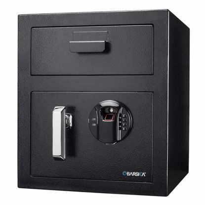 Picture of Biometric Keypad Depository Safe