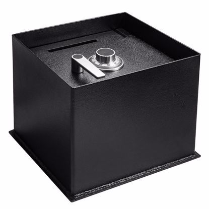 Picture of Floor Safe With Combination Lock 0.89 Cubic Ft
