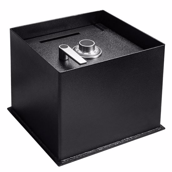 Floor Safe With Combination Lock 0.89 Cubic Ft