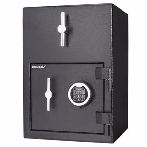 Picture of Standard Rotary Hopper Depository Safe with Digital Keypad, 1.15 Cubic Ft