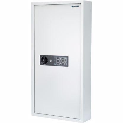 Picture of 180 Key Dual Lock Deadbolt Cabinet Digital Wall Safe