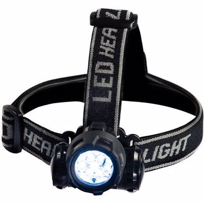 Picture of 25 Lumen 12 LED HeadLamp Flashlight by Barska
