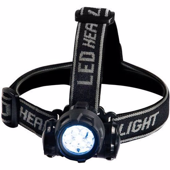25 Lumen 12 LED HeadLamp Flashlight by Barska