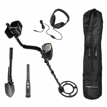 Picture of Winbest Pursuit Metal Detector Field Kit By Barska