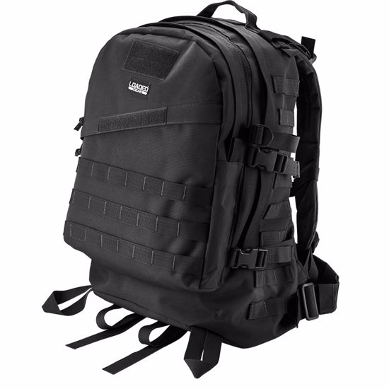 Loaded Gear GX-200 Tactical Backpack (Black)