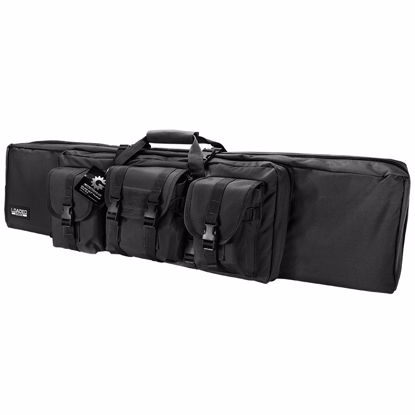 "Picture of Loaded Gear RX-200 45.5"" Tactical Rifle Bag (Black) BI12030"