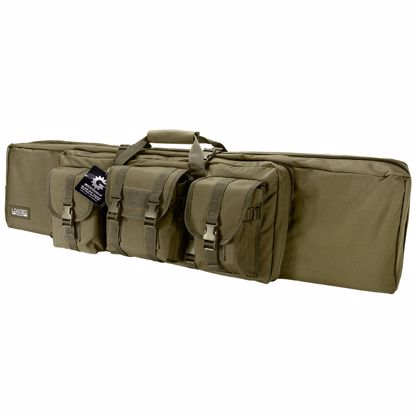 "Picture of Loaded Gear RX-200 45.5"" Tactical Rifle Bag (OD Green) BI12322"