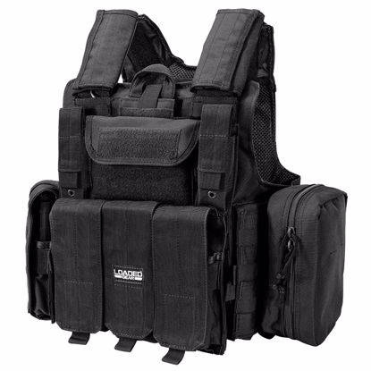 Picture of Loaded Gear Tactical Vest VX-300 (Black)