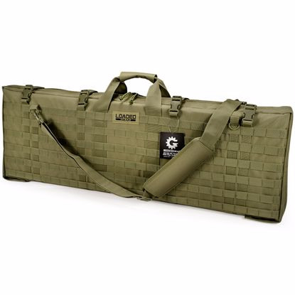 "Picture of Loaded Gear RX-300 40"" Tactical Rifle Bag (OD Green) BI12324"