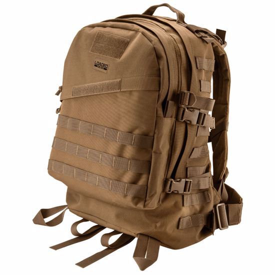 Picture of Loaded Gear GX-200 Tactical Backpack (Dark Earth)