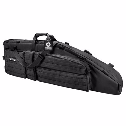 """Picture of Loaded Gear RX-600 46"""" Tactical Rifle Bag (Black)"""