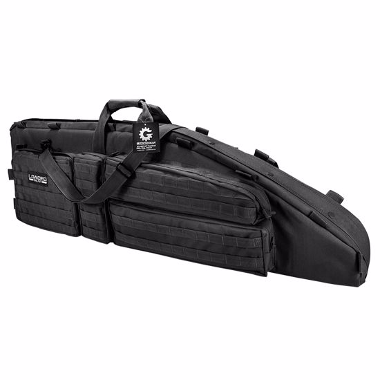"Loaded Gear RX-600 46"" Tactical Rifle Bag (Black)"
