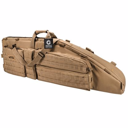"Picture of Loaded Gear RX-600 46"" Tactical Rifle Bag (Dark Earth) BI12552"