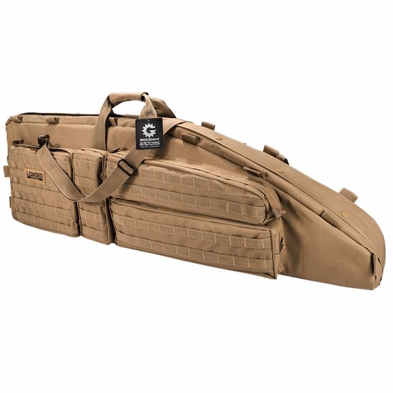 "Loaded Gear RX-600 46"" Tactical Rifle Bag (Dark Earth) BI12552"
