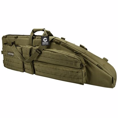 "Picture of Loaded Gear RX-600 46"" Tactical Rifle Bag (OD Green) BI12554"