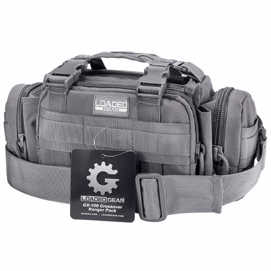 Picture of Loaded Gear GX-100 Crossover Ranger Pack (Gray)