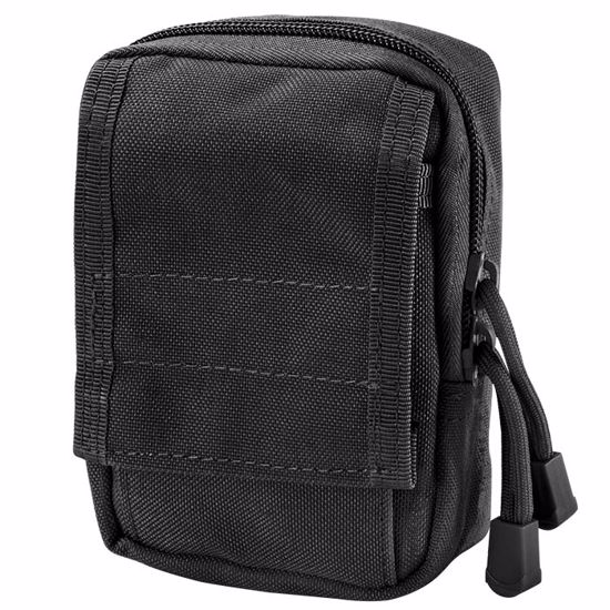 Picture of Loaded Gear CX-800 Accessory Pouch (Black) By Barska