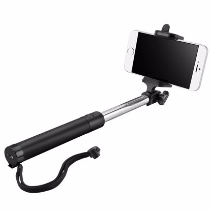 Picture of XD-10 Selfie Stick w/ Built-In Bluetooth Shutter
