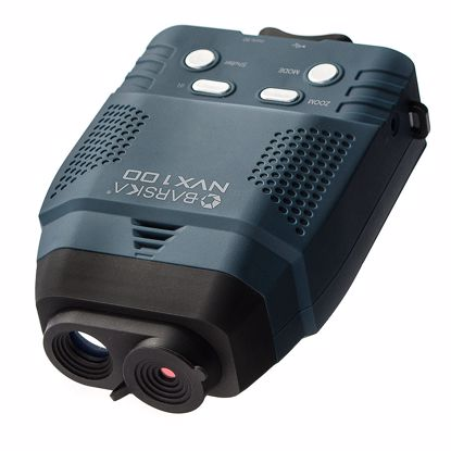 Picture of NVX-100 Night Vision Infrared Illuminator Digital Monocular (Photos Video) by Barska