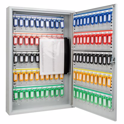Picture of 100 Position Key Cabinet with Key Lock