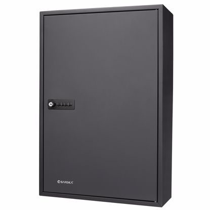 Picture of 200 Position Key Cabinet with Combo Lock