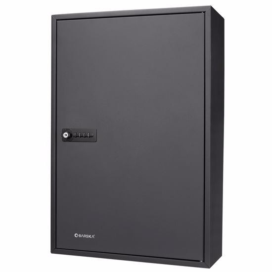 200 Position Key Cabinet with Combo Lock