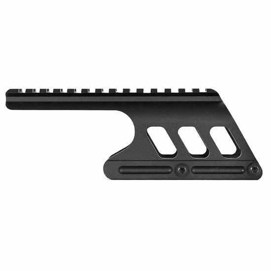 "Remington 870 Tactical 4.5"" Rail Mount Black"