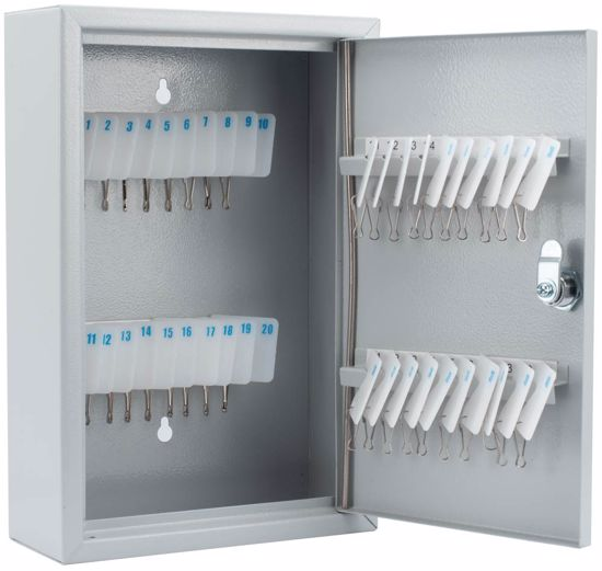 40 Position Key Cabinet with Key Lock